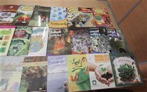 تجهیز کتابخانههای عمومی شیراز به 60 عنوان کتاب محیط زیستی