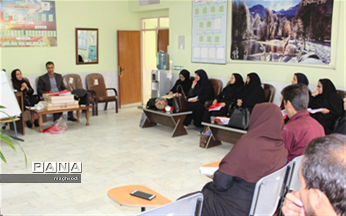 جلسه آموزشی- توجیهی آزمایندگان تخصصی استان کرمان برگزار شد