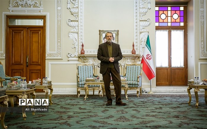 دیدارهای امروز  رئیس مجلس شورای اسلامی