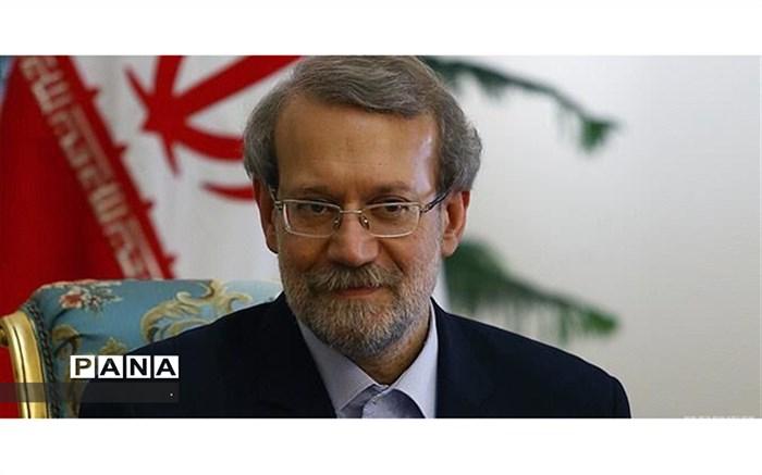رئیس مجلس شورای اسلامی وارد خراسان شمالی شد