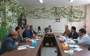 نشست واگذاری فعالیتهای سوادآموزی به موسسات و دستگاههای مشارکتپذیر برگزار شد