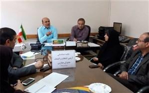 جلسه هماهنگی آزمون انتخاب و انتصاب مدیران مدارس برگزار شد