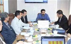 گردهمایی معاونین پژوهش و برنامه ریزی نواحی و مناطق استان