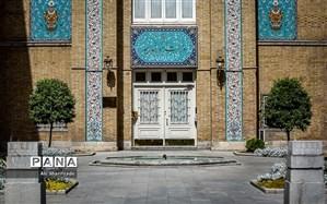 واکنش ایران به حادثه نفتکشهای ژاپنی در دریای عمان