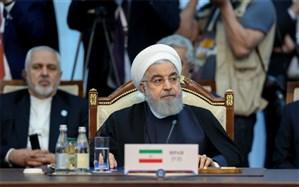 روحانی: دولت آمریکا به تهدیدی جدی برای ثبات منطقه و جهان تبدیل شده است