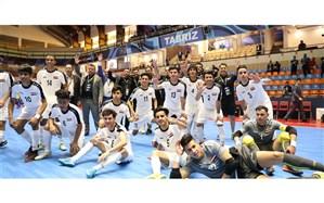 فوتسال قهرمانی جوانان آسیا؛ ذخیرهها فرشته شادی عراق شدند
