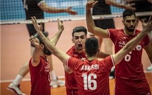 انتخابی والیبال المپیک؛ والیبال ایران با اقتدار المپیکی شد