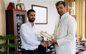 دبیر اسلامشهری سرپرست کمیته آموزش واستعدادیابی فدراسیون قایقرانی شد