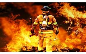 فوت مامور آتش نشانی بیرجند هنگام ماموریت