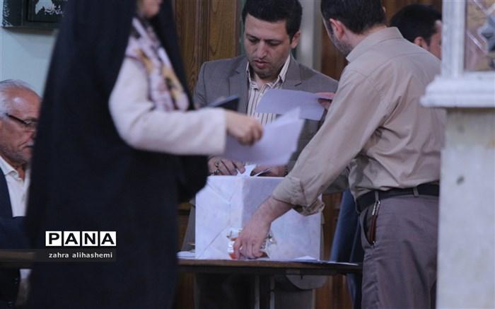 حال و هوای تعاونی مختص فرهنگیان شهر تهران چگونه است؟