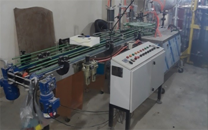 کارگاه تولید لوازم صنعتی قاچاق در ساوجبلاغ شناسایی شد