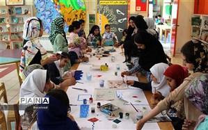 برنامه ویژه کانون های فرهنگی تربیتی ناحیه یک اهواز در تابستان