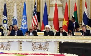 روحانی: وضعیت فلسطین، عراق، سوریه، افغانستان و یمن نمونههایی از  سیاست آمریکا است