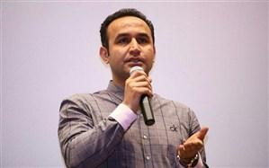 نوید محمودی:جشنواره فیلمهای ورزشی موجب حساس شدن هنرمندان به این موضوع میشود