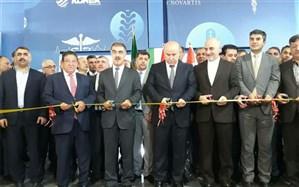 نمایشگاه محصولات صنعتی و صادراتی ایران در اربیل عراق آغاز به کار کرد