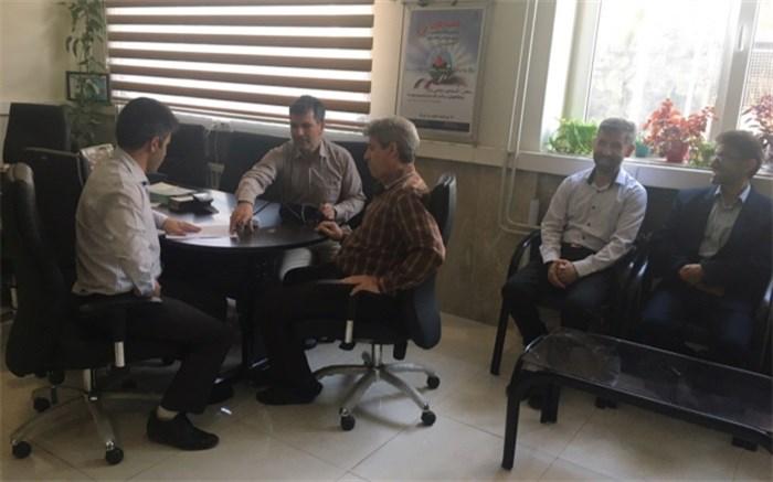 مشارکت مراقبین سلامت استان البرز در اجرای بسیج ملی کنترل فشارخون