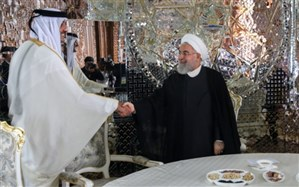 روحانی: تهران خواهان توسعه بیش از پیش روابط با دوحه است