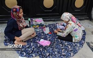 دعوت مسجدجامعی برای پویش خرید کتاب و نوشت افزار برای کودکان سیلزده