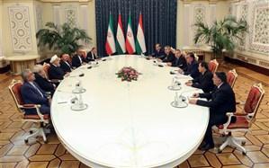 روابط تهران – دوشنبه باید در مسیر منافع دو ملت بیش از پیش گسترش یابد