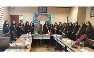 تقدیر از مربیان پیشتاز در آموزش و پرورش منطقه 15