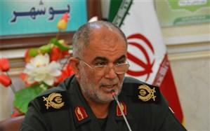 سپاه آماده توسعه فعالیتهای آموزشی در استان بوشهر است