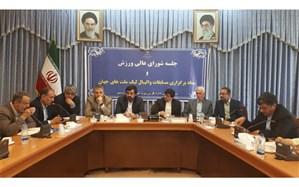 میزبانی مسابقات جهانی والیبال حاکی از امنیت بالای ایران است