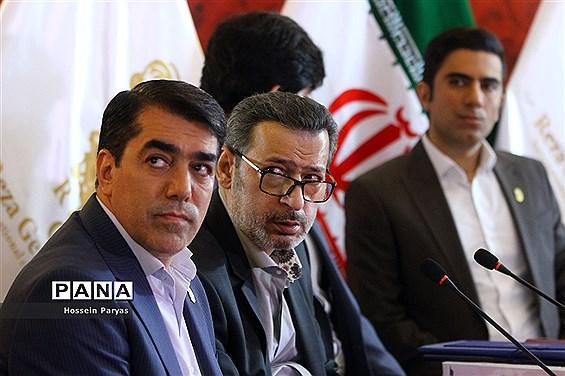 نشست خبری طرح «ایران، سرزمین جواهر»