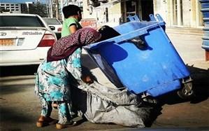 ۴۷۰۰ کودک زبالهگرد در پایتخت