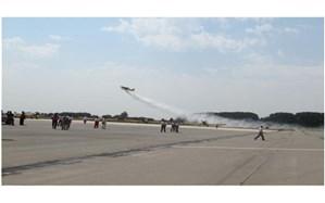 هموار سازی باند فرود هواپیماهای اطفای حریق توسط اداره منابع طبیعی شهرستان رستم