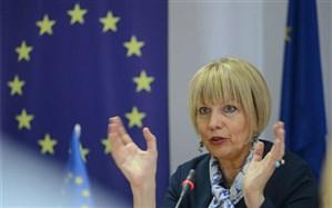 بیانیه سرویس اقدامات خارجه اروپا در رابطه با سفر هلگا اشمید به ایران