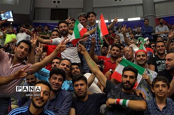 حواشی دیدار تیم های ملی والیبال ایران و روسیه