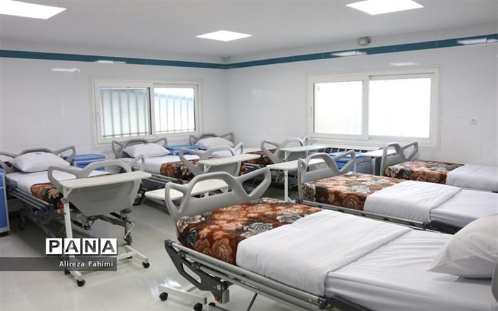 افتتاح اورژانس جدید بیمارستان ابن سینا در شیراز