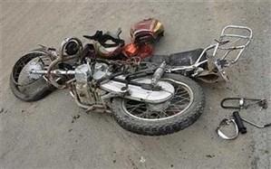 مرگ بیش از ۳۷۰۰ موتورسوار در تصادفات