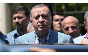 اردوغان: رحمت خداوند بر شهید مرسی باد