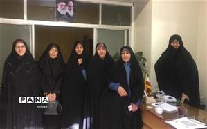 معارفه مسئول اردوگاه ابوذر منطقه1