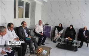 افزایش ظرفیت خدمات دندانپزشکی در درمانگاه فرهنگیان منطقه 13