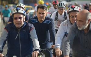 فرماندار تبریز : تلاش کنیم فرهنگ دوچرخه سواری در جامعه نهادینه شود