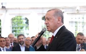 اردوغان: با خرید اس-۴۰۰ آماده جنگ نمیشویم