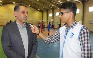 بازدید از روند آماده سازی تیم های ورزشی جهت اعزام به مسابقات کشوری استان بوشهر
