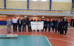 برگزاری نخستین جشنواره استانی یوگا در آب بانوان در اندیمشک