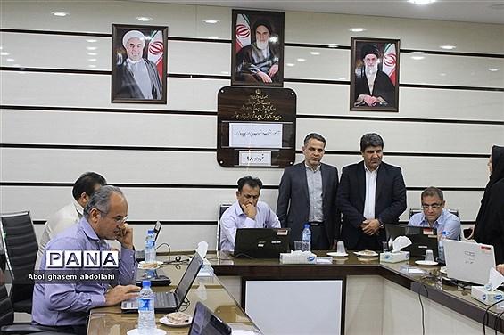 آزمون انتخاب و انتصاب مدیران جدید مدارس استان بوشهر