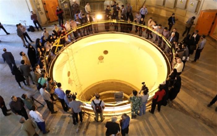 در بازدید خبرنگاران از راکتور هستهای اراک  چه گذشت