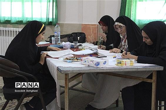 آغاز رقابت قرآنی بیش از 400 دانشآموز دختر فارس در شیراز