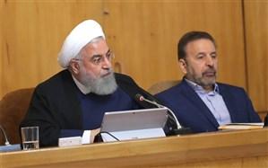 روحانی: اقدام انگلیس در توقیف نفتکش ایرانی به نیابت از گروه «ب»، بسیار سخیف و غلط بود