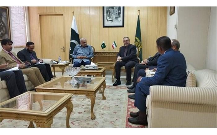 """پاکستان برای آزادی گروگانهای ایرانی در دست """"جیش الظلم"""" همکاری کند"""