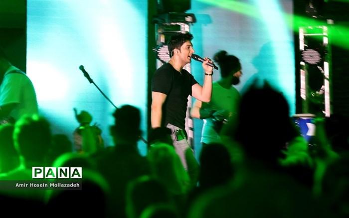کنسرت فرزاد فرزین در ارومیه