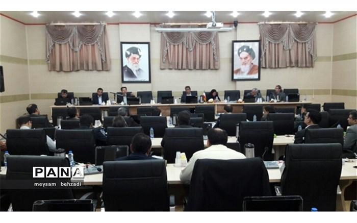 شروع بکار دومین روز از گردهمایی مدیران آموزش و پرورش شهرستان ها و مناطق استان کرمان