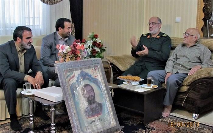 اجلاسیه 1200شهید دانش آموز و فرهنگی استان