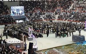 کنگره ملی ۵۴۰۰ شهید استان کردستان در سنندج برگزار شد