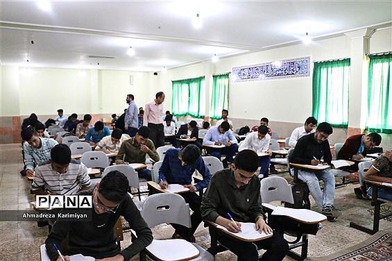 رقابت  بیش از ۵۰۰  دانشآموز نخبه قرآنی پسر فارس در شیراز